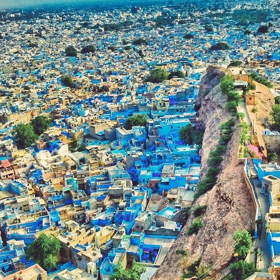BLUE CITY JODHPUR I