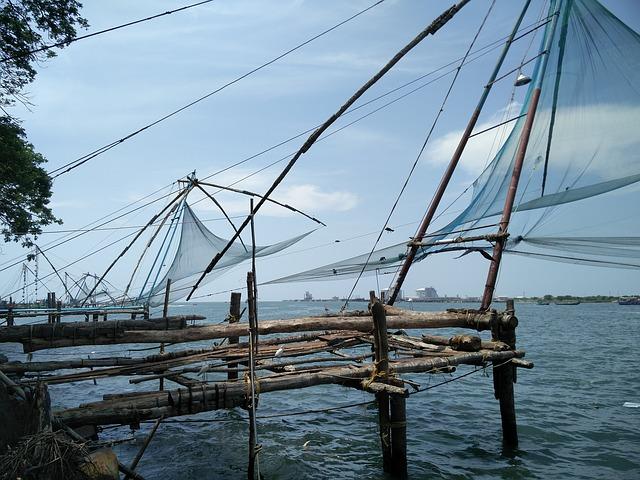 KERALA FISHING NET