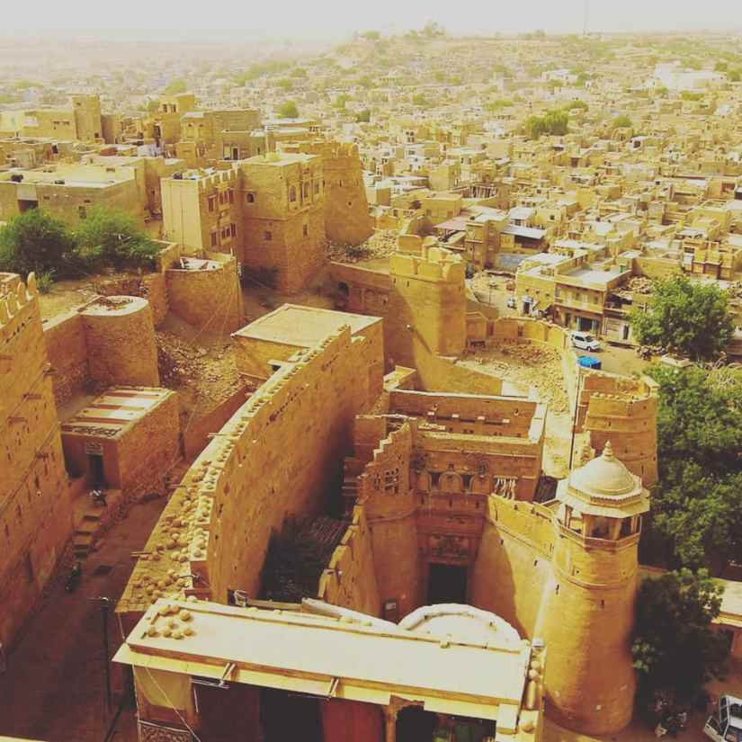 GOLDEN CITY JAISALMER I