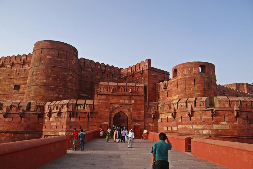 AGRA FORT 01
